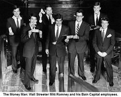 Romney/Bain